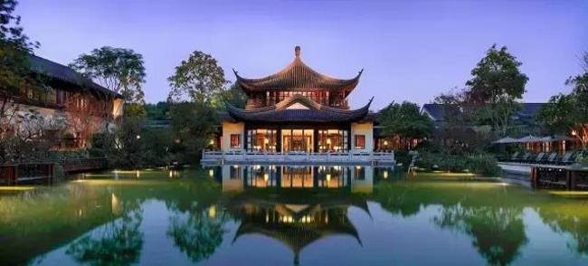 """Khách sạn đắt nhất """"thiên đường hạ giới"""" Hàng Châu, giá 251 triệu/đêm 1-1519613254-width650height294"""