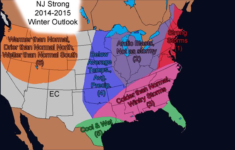 2014-2015 Winter Outlook! 2015_winter_forecast