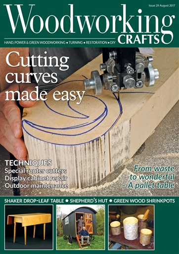 Woodworking Crafts 29 (August 2017) Woocra1708