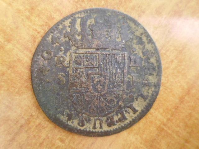 2 reales Felipe V 1722 Sevilla  P1100677