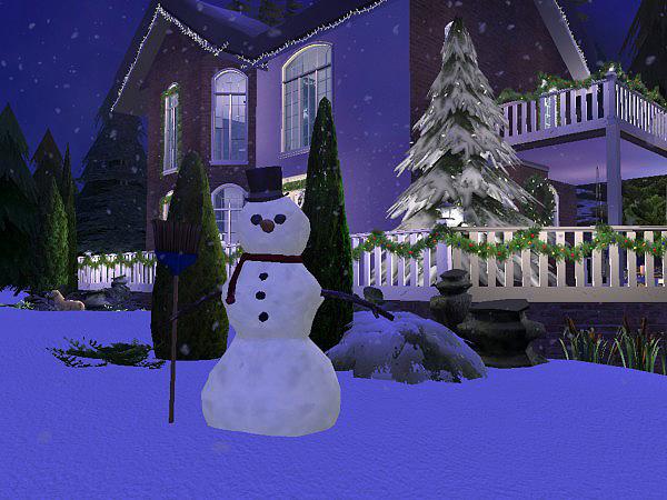 Hellohello: Domy Christmas_Lane_oudoor_27