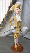 Моя первая кукла из полимерной глины. 006