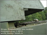 Советский тяжелый танк КВ-1, завод № 371,  1943 год,  поселок Ропша, Ленинградская область. 1_235