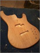 Groovemaker+ 4 cordas da Mendes Luthieria Groovemaker