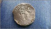 8 reales macuquinos. Felipe III. Méjico. MF (1607-1617) 20160125_134544