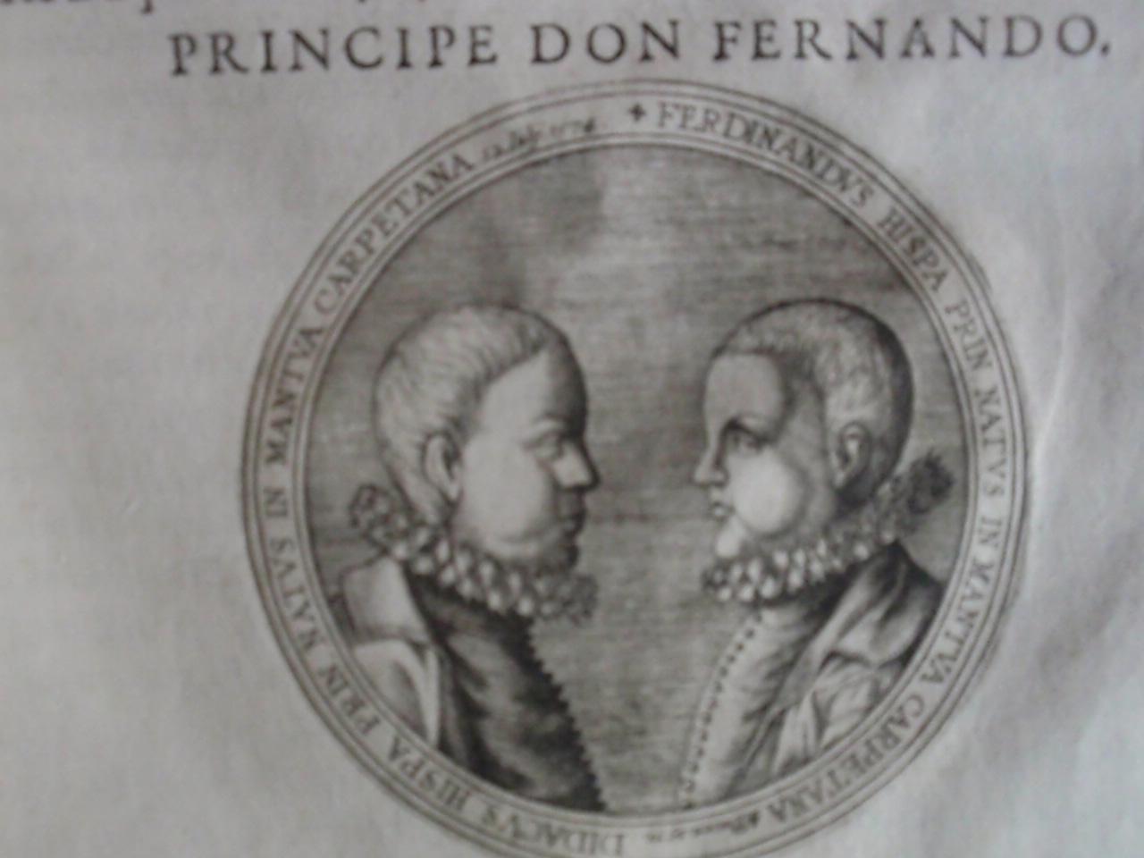 Estampas siglo XVII a la atención de Marqués de la Ensenada Estampas_Madrid_004
