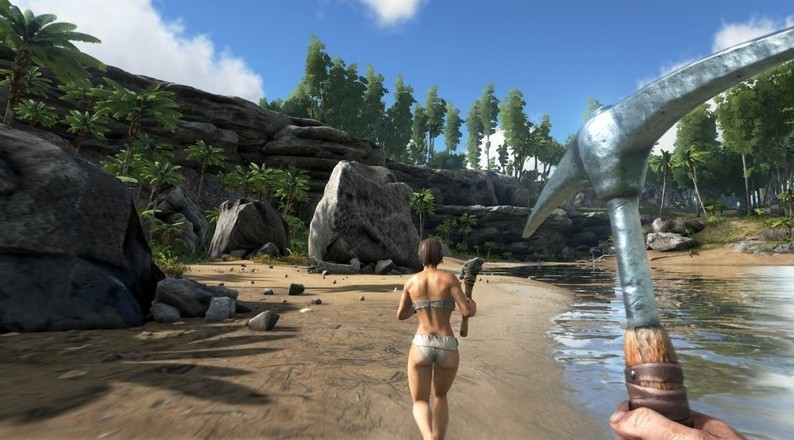 ARK: Survival Evolved [PC]