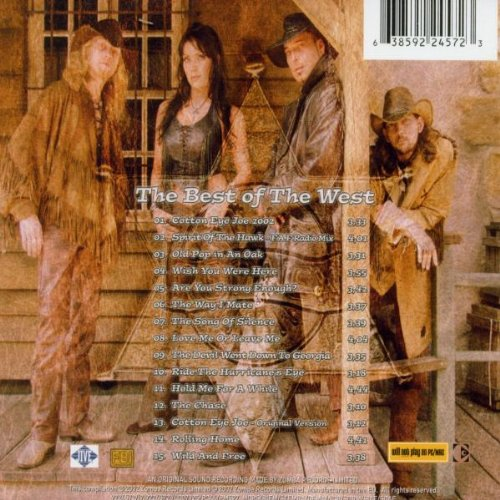 Rednex - The Best of the West (2002)FLAC RED1