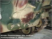 """Немецкая тяжелая САУ  """"JagdPanther""""  Ausf G, SdKfz 173, Deutsches Panzermuseum, Munster Jagdpanther_Munster_080"""