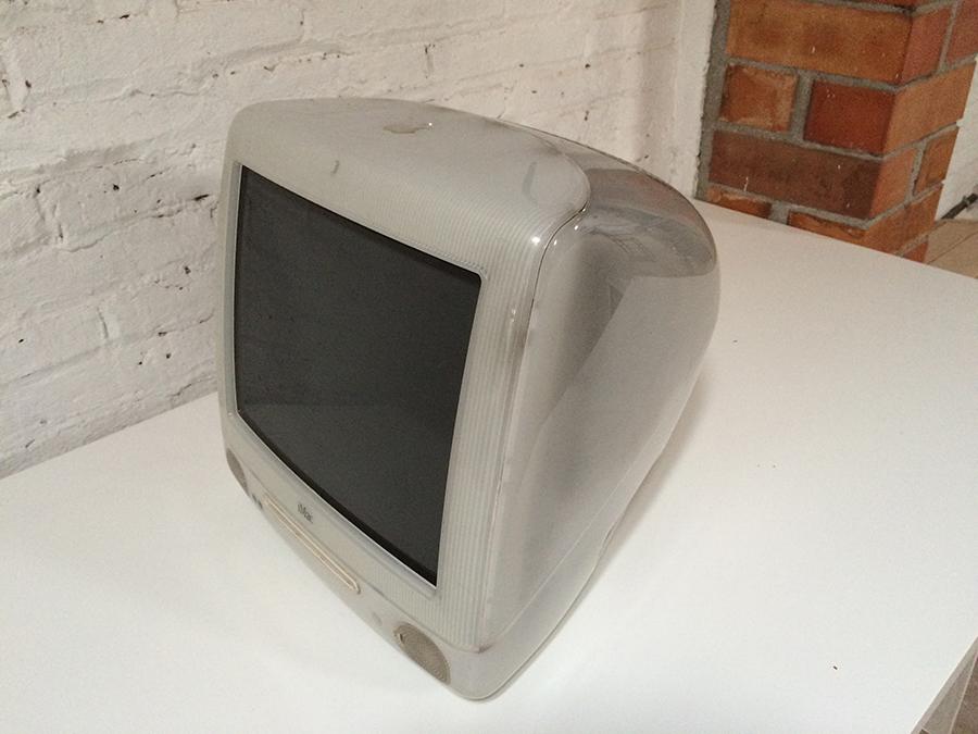 [Vendo] iMacs G3, G4's, Monitores era translúcida Apple IMG_2683