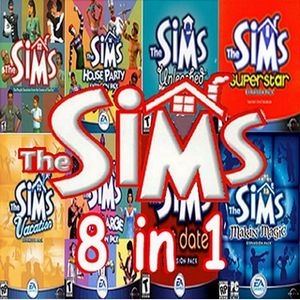 The Sims: 8 in 1 [PC]