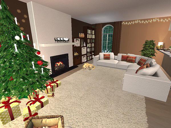 Vánoce u Simíků 2017 Christmas_Lane_31