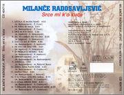 Milance Radosavljevic - Diskografija 1999_z