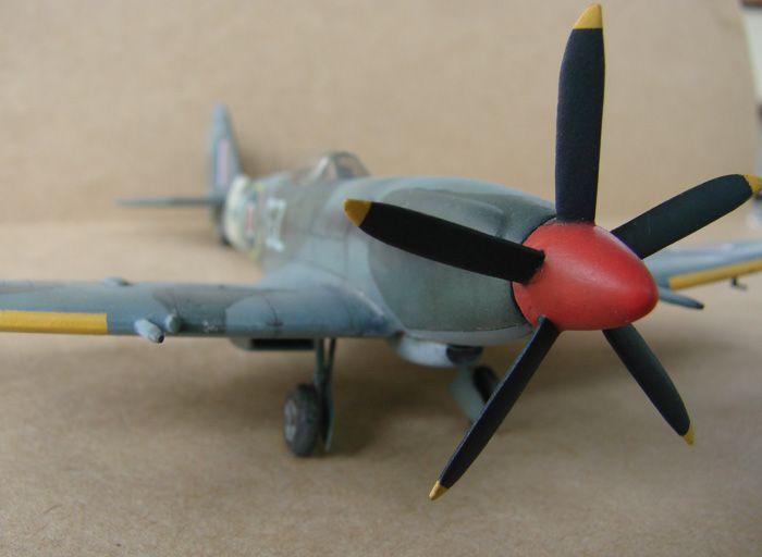 Spitfire Mk.XVIII FR, MPM, 1/72 DSC00430