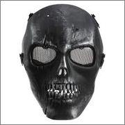 Protección Facial / Bucal en Airsoft Rigida_4