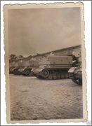 Немецкие ЗСУ на базе Panzer IV - Möbelwagen, Wirbelwind, Ostwind Moebelwagen_2