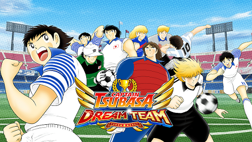 Captain Tsubasa: Tatakae Dream Team (Juego para móviles) Background