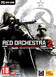 Red Orchestra 2: Bohaterowie Stalingradu [PC]