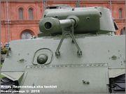 """Американский средний танк М4А2 """"Sherman"""",  Музей артиллерии, инженерных войск и войск связи, Санкт-Петербург. Sherman_M4_A2_054"""