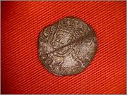 Cornado de Alfonso XI de Castilla 1312-1350 Burgos. 610