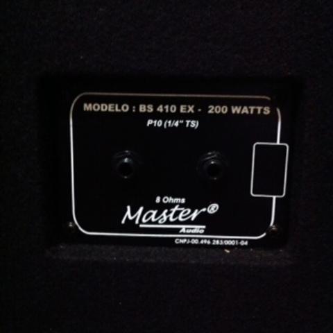 Cabeçote Master Áudio 200BS Foto_1