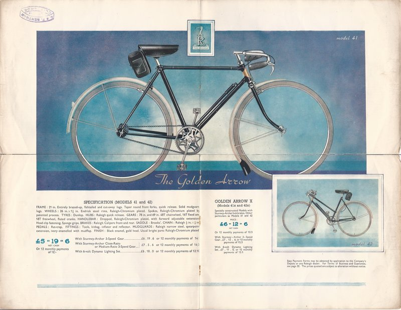 """RALEIGH  1984 """"team replica"""" cadet ?  - Page 2 Raleigh1936_page_16_19"""
