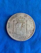 5 Pesetas 1879. Alfonso XII. EM M IMG_6565