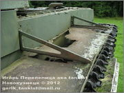Советский тяжелый танк КВ-1, завод № 371,  1943 год,  поселок Ропша, Ленинградская область. 1_229