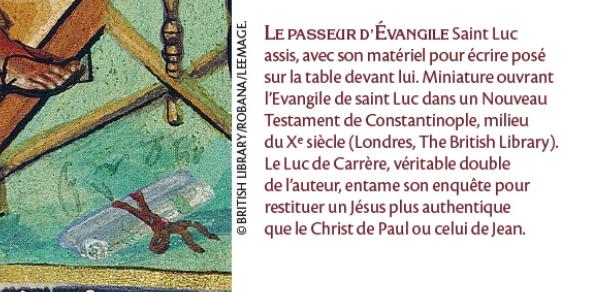 Fondateur du Christianisme jésus ou Paul? Image
