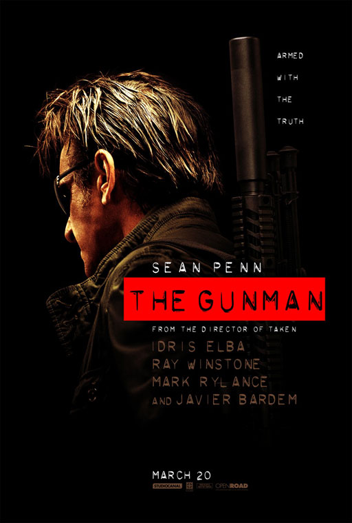 The Gunman (Caza al Asesino) (2015) The_Gunman_Movie_Poster