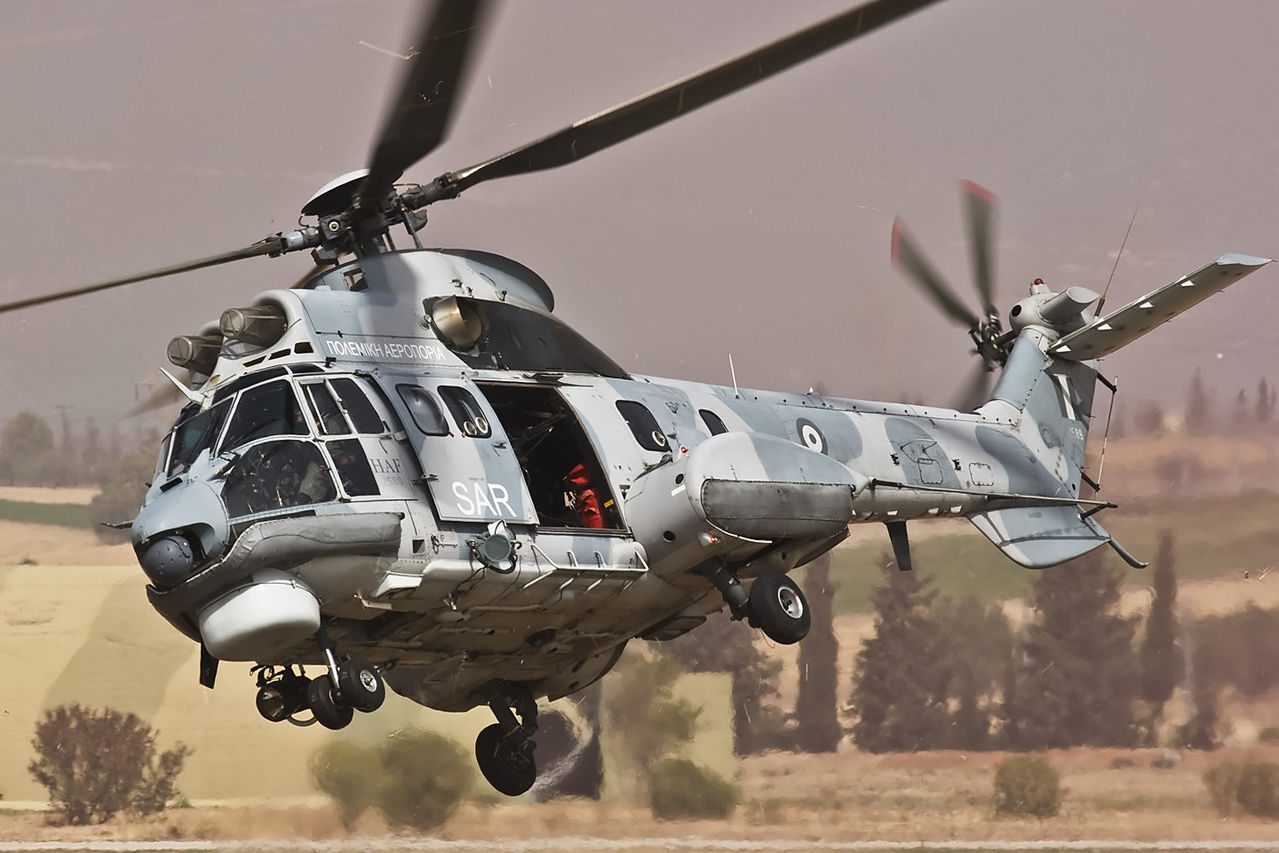 Hellenic Military & Security Multimedia Sp23