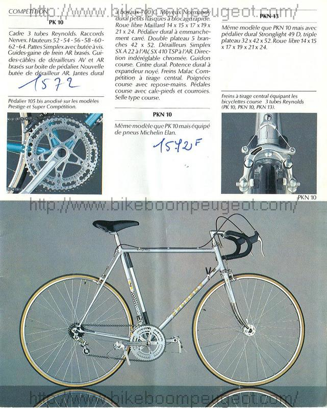Peugeot PKN10 1979 Peugeot_1979_French_Full_Brochure_Page6_Bike_Boom