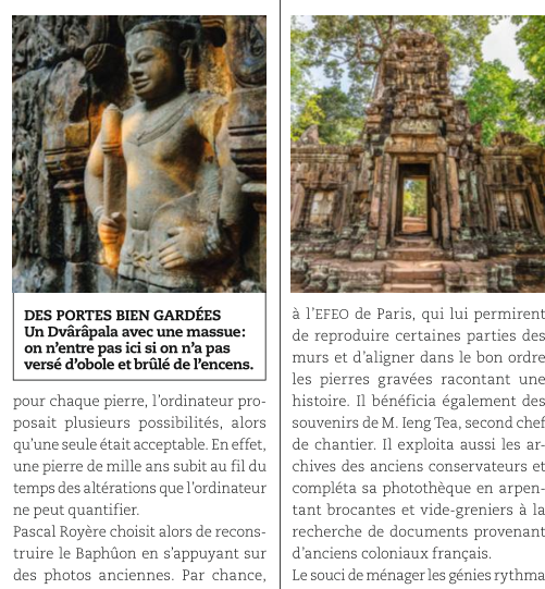 Templs Boudhistes  ou Temples démoniaques: Angkor Image