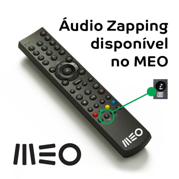 MEO lança Áudio Zapping Udio_Zapping_Como_ativar_no_comando_MEO
