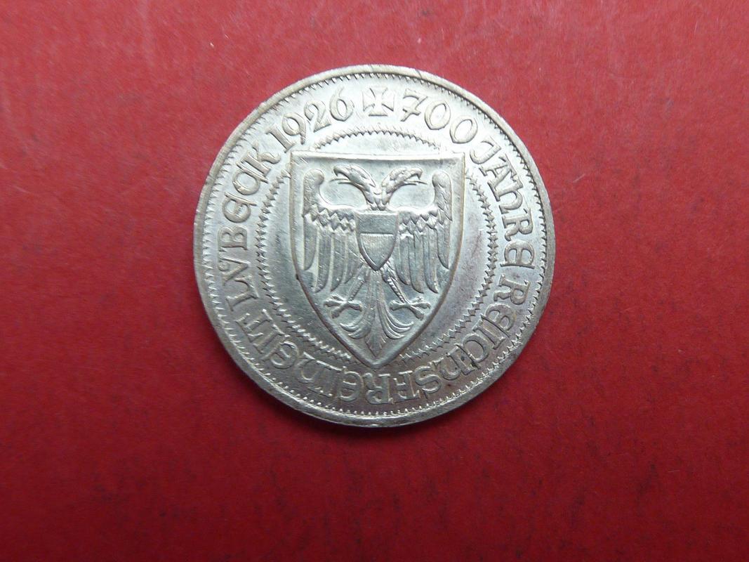 Monedas Conmemorativas de la Republica de Weimar y la Rep. Federal de Alemania 1919-1957 - Página 4 1923a