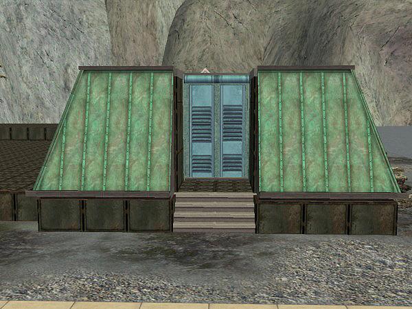 Protiatomový kryt / bunkr Bunker_13