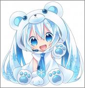 Cute Pics and other adorable things.  - Page 2 Yuki_Miku