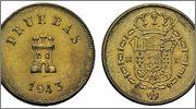 Monedas fechadas consecutivamente 1100834l