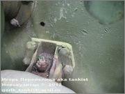 Советский тяжелый танк КВ-1, завод № 371,  1943 год,  поселок Ропша, Ленинградская область. 1_221