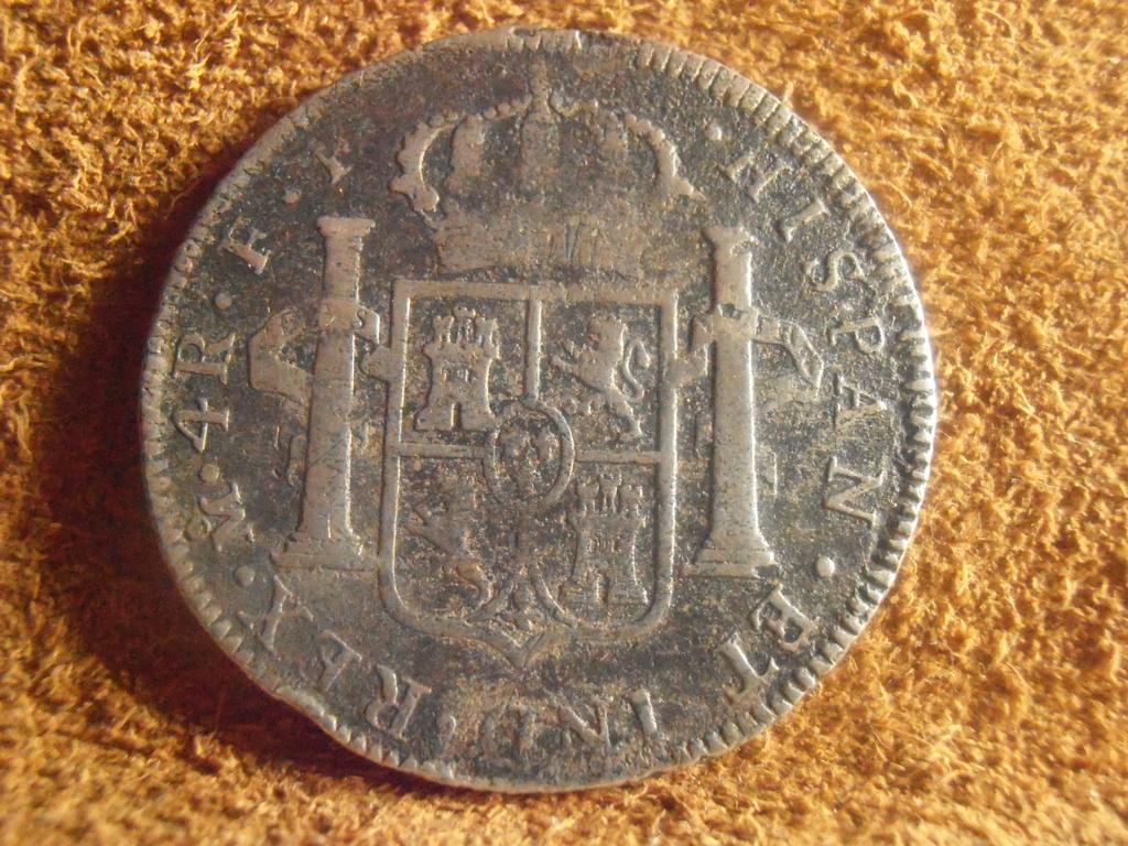 4 Reales 1781 Carlos III. Méjico P9030007