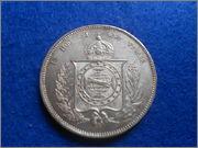 2000 Reis Pedro II 1856 Brasil DSCN2020