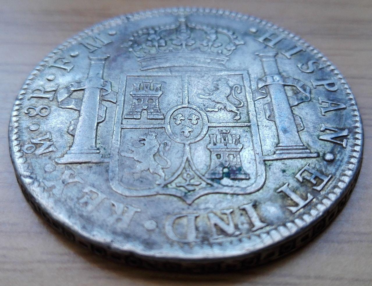 8 reales 1786, Méjico, Carlos III 8_resles_1786_4
