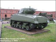 """Американский средний танк М4А2 """"Sherman"""",  Музей артиллерии, инженерных войск и войск связи, Санкт-Петербург. Sherman_M4_A2_046"""