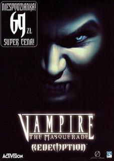 Vampire The Masquerade: Redemption [PC]