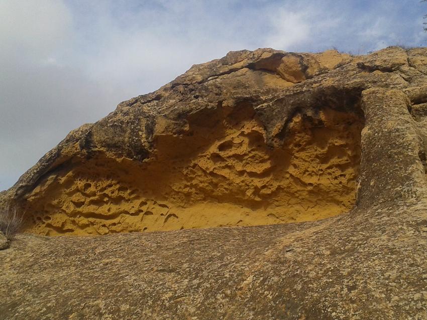 MI INSTINTO DE JABALÍ Y LOS PETROGLIFOS Petroglifo31