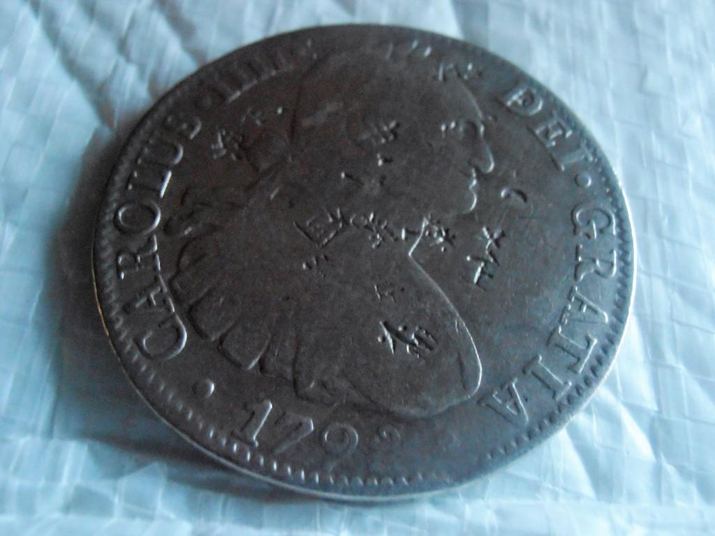 8 Reales 1798. Carlos IV. Méjico P9100011