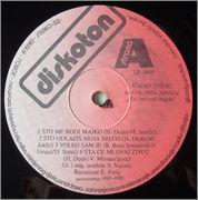 Hasan Dudic -Diskografija 1990_va