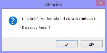 Como hacer una copia exacta de un CD de audio con EAC EAC002