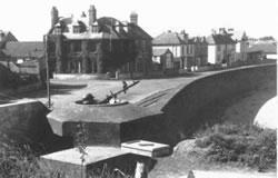 Ocupación Alemana de las Islas del Canal Inglés (30-6-1940) Guernsey_nido
