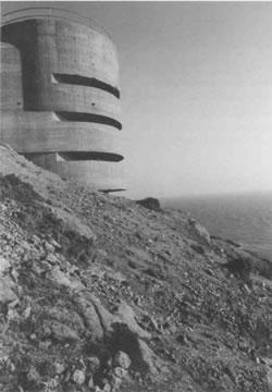 Ocupación Alemana de las Islas del Canal Inglés (30-6-1940) Jersey_marinepeilstaende